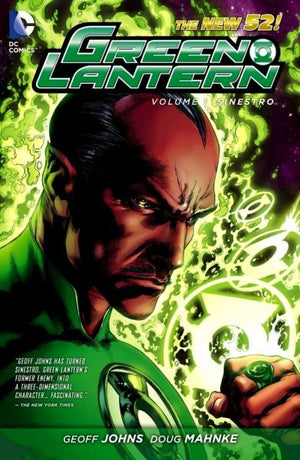 Green Lantern (The New 52) Volume 1: Sinestro