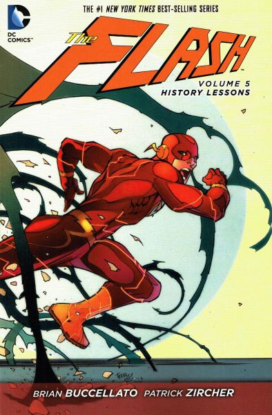 Flash (The New 52) Volume 5: History Lesson