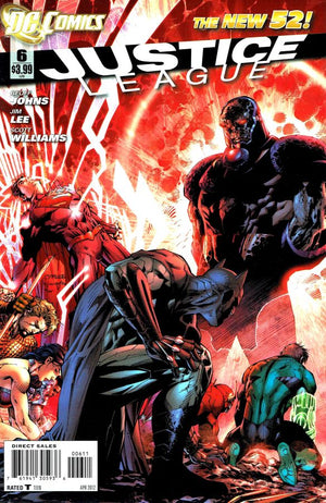 Justice League (The New 52) #06
