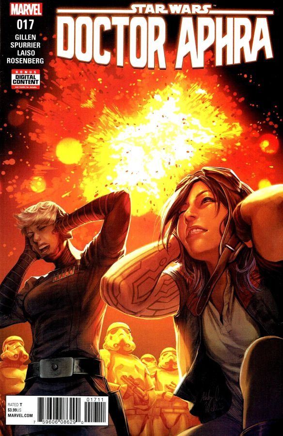 Star Wars - Doctor Aphra (2016) #17