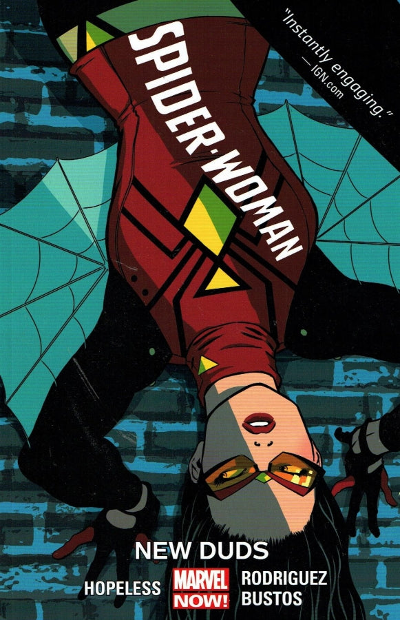 Spider-Woman (2014) Volume 2: New Duds