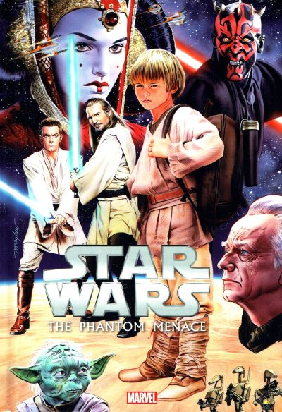 Star Wars: Episode I - The Phantom Menace Adaptation HC