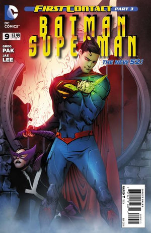 Batman / Superman (The New 52) #09