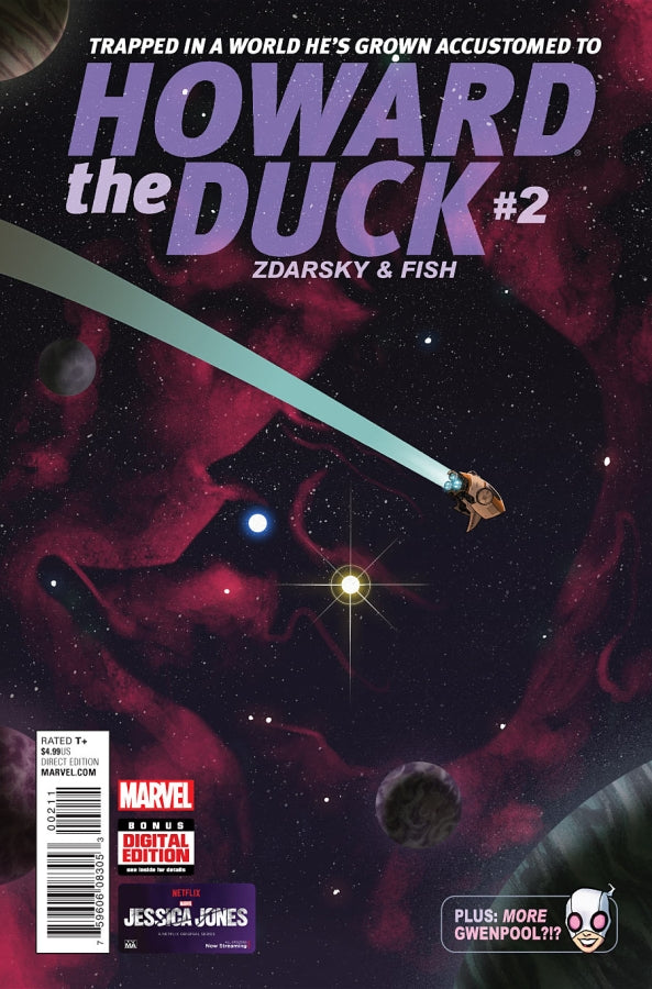 Howard the Duck (2015) #02