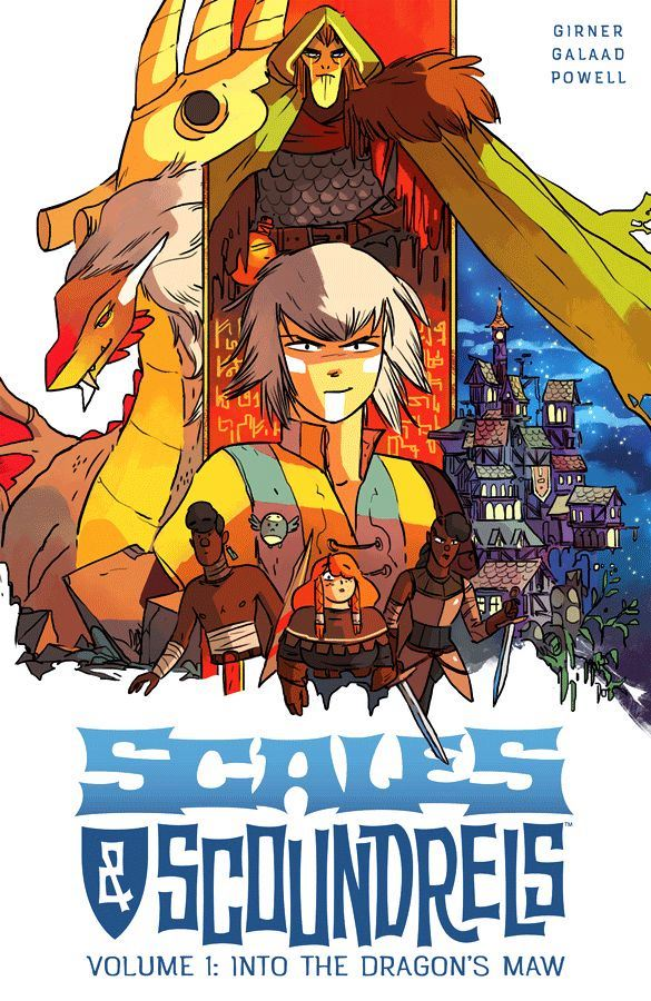 Scales & Scoundrels Volume 1: Into the Dragon's Maw