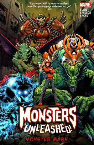 Monsters Unleashed! (2017b) Volume 1: Monster Mash