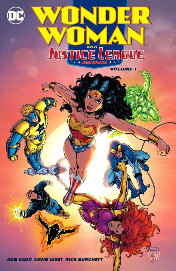 Wonder Woman and Justice League of America Volume 1