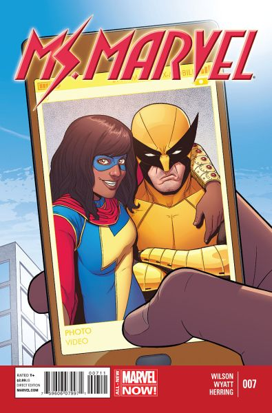 Ms Marvel (2014) #07