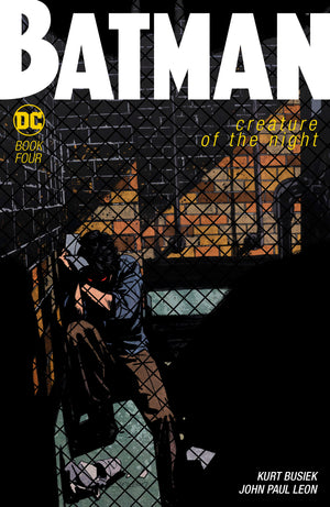 Batman: Creature of the Night (2017) #4 (of 4)