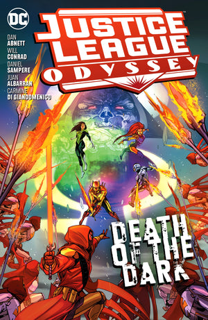 Justice League Odyssey (2018) Volume 2: Death of the Dark