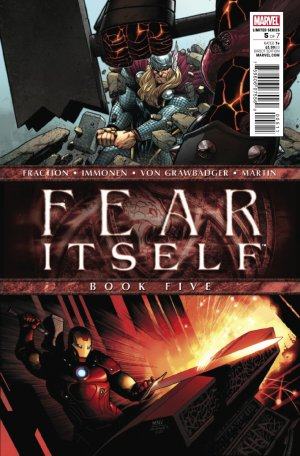 Fear Itself (2011) #5