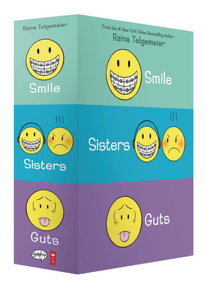 Smile, Sisters, and Guts - The Box Set