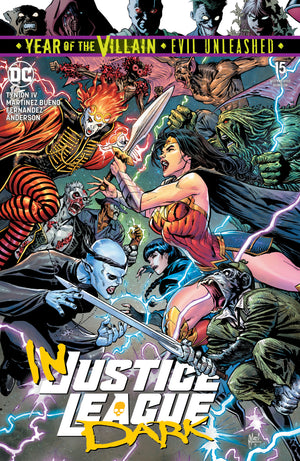 Justice League Dark (2018) #15