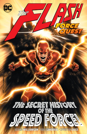 Flash (2016) Volume 10: Force Quest