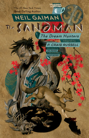 Sandman 30th Anniversary Edition: The Dream Hunters