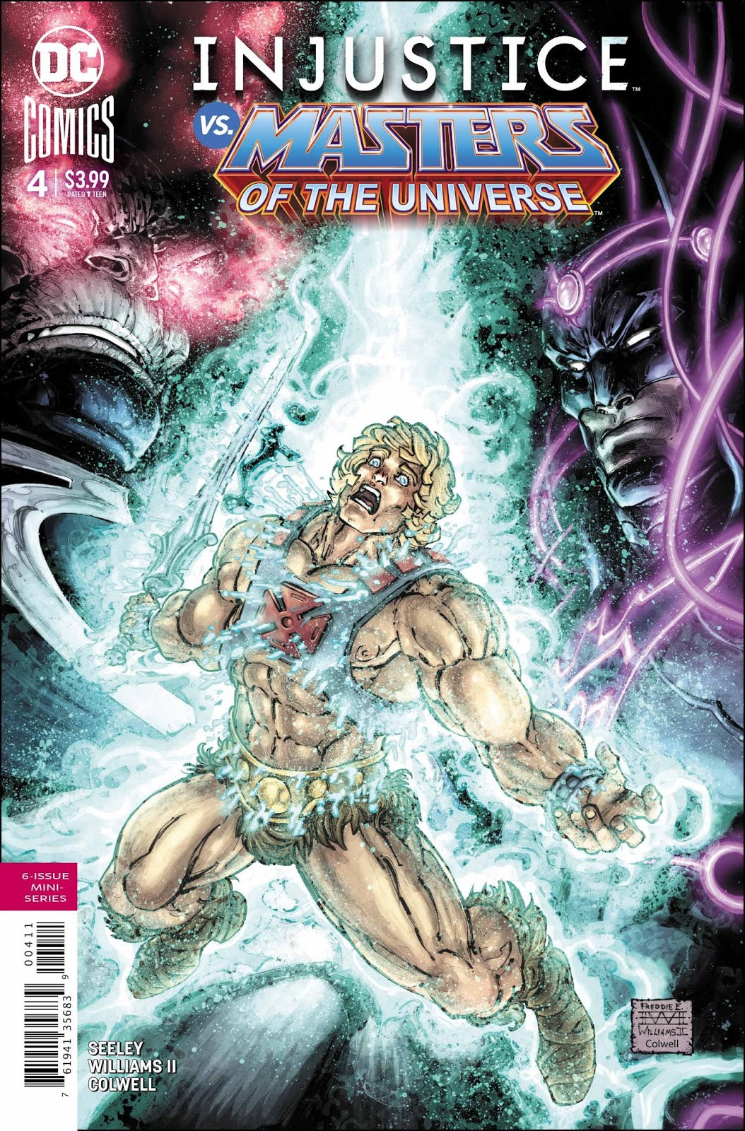Injustice Vs Masters of the Universe #4 (of 6)