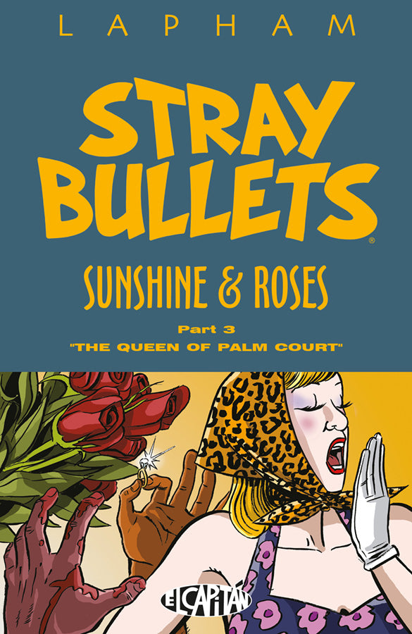Stray Bullets: Sunshine and Roses Volume 3 - The Queen of Palm Court