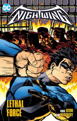 Nightwing (1996) Volume 8: Lethal Force