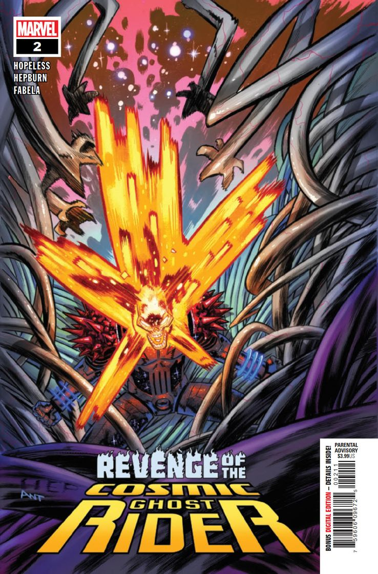 Revenge of the Cosmic Ghost Rider (2019) #2 (of 5)