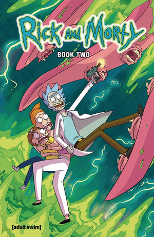 Rick and Morty Book 2 HC