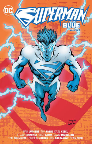 Superman: Blue
