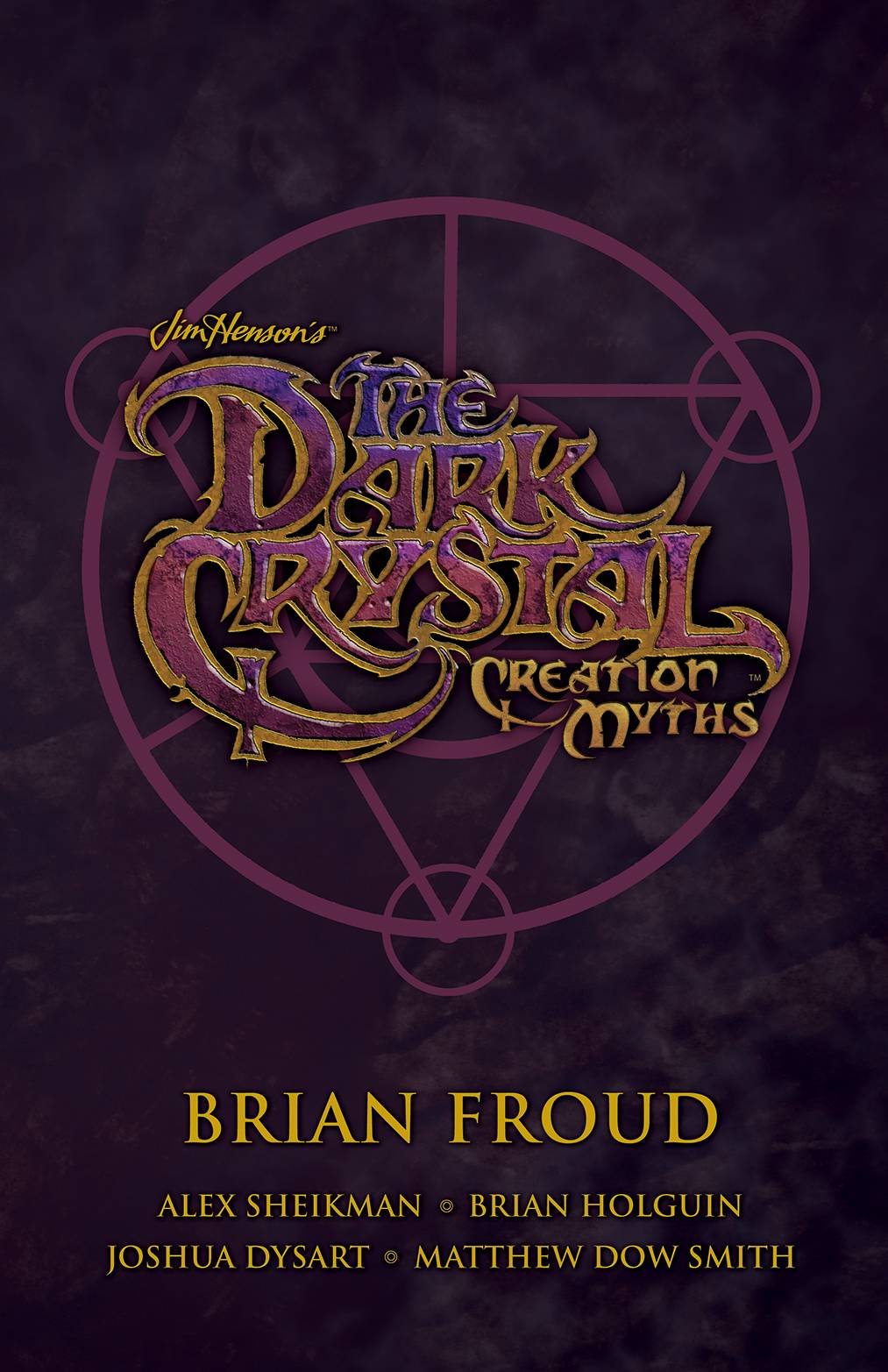 Jim Henson's The Dark Crystal: Creation Myths - Box Set