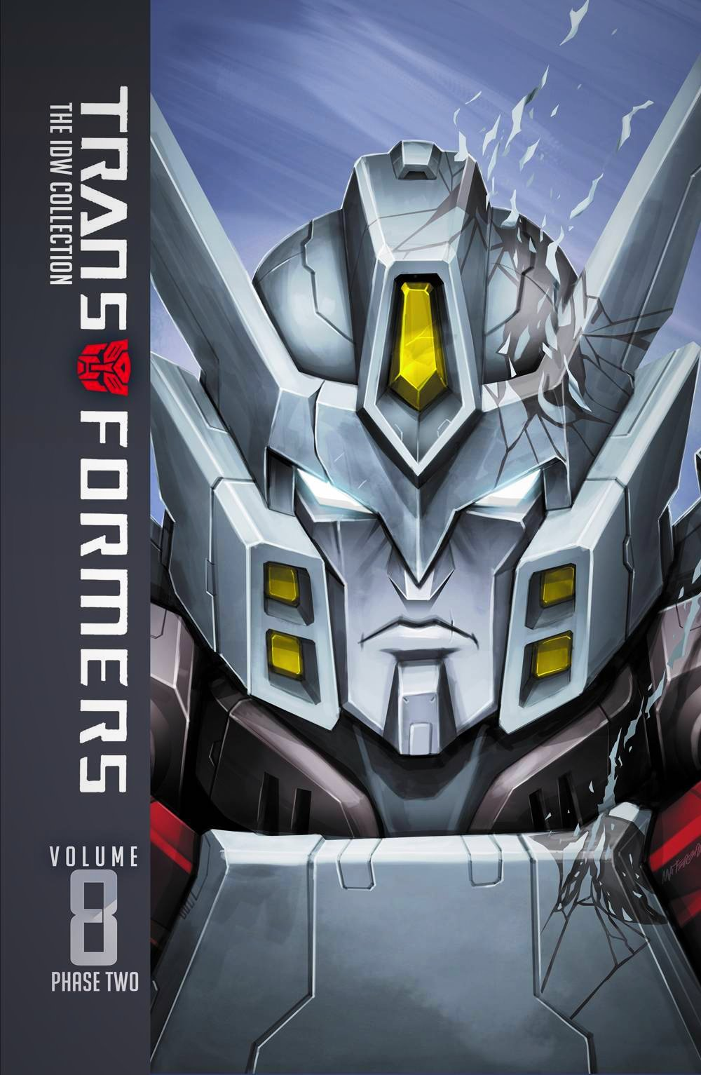 Transformers: The IDW Collection - Phase Two Volume 8 HC