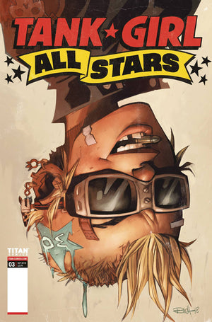Tank Girl All Stars #3 (of 4)