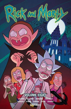 Rick and Morty Volume 8
