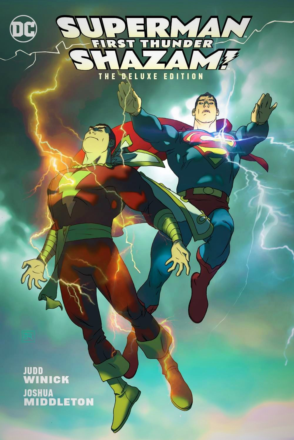 Superman / Shazam: First Thunder - The Deluxe Edition HC