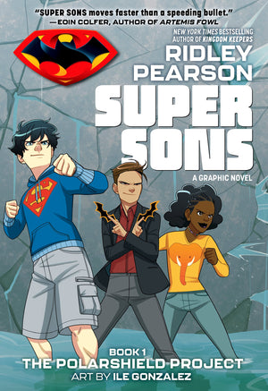 Super Sons Book 1: The Polarshield Project (DC Zoom)