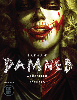 Batman: Damned (2018) #2 (of 3)