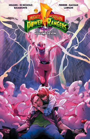 Mighty Morphin Power Rangers Volume 7