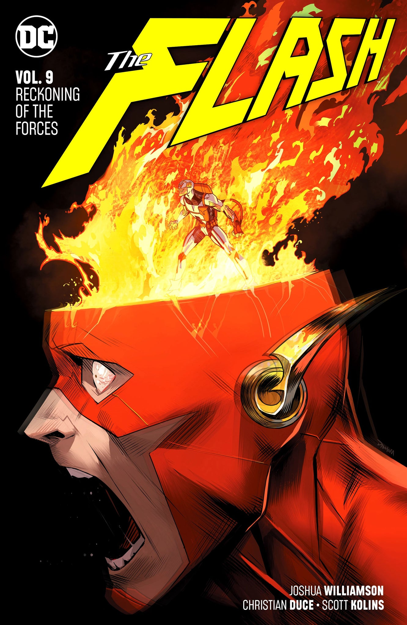 Flash (DC Universe Rebirth) Volume 9: Reckoning of the Forces