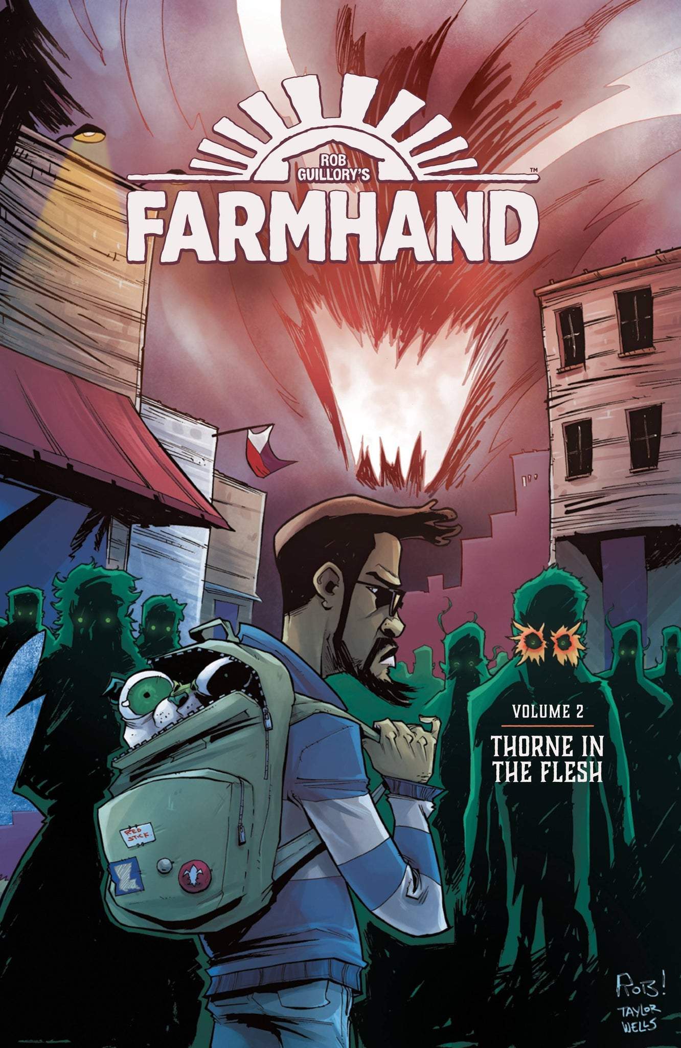 Farmhand (2018) Volume 2: Thorne in the Flesh