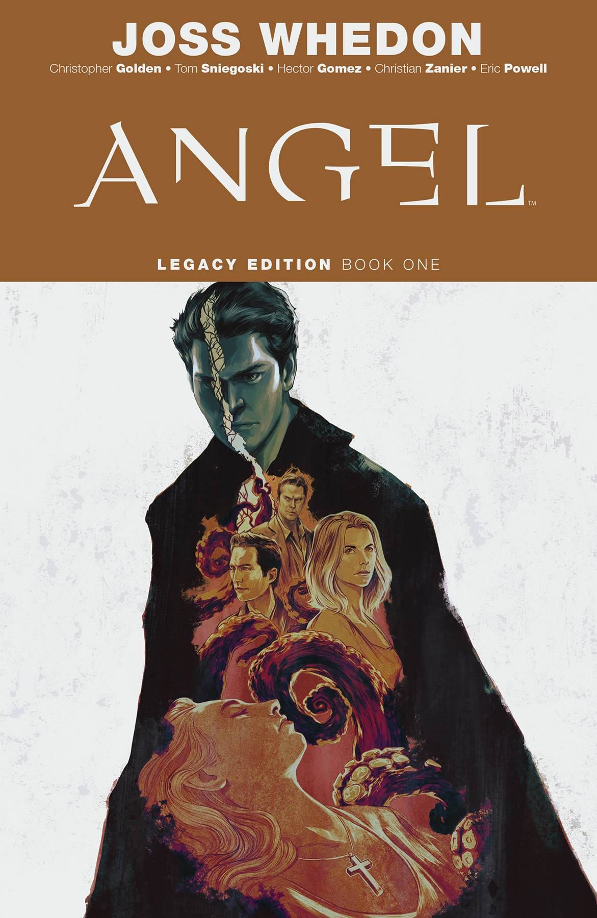 Angel - Legacy Edition Book 1