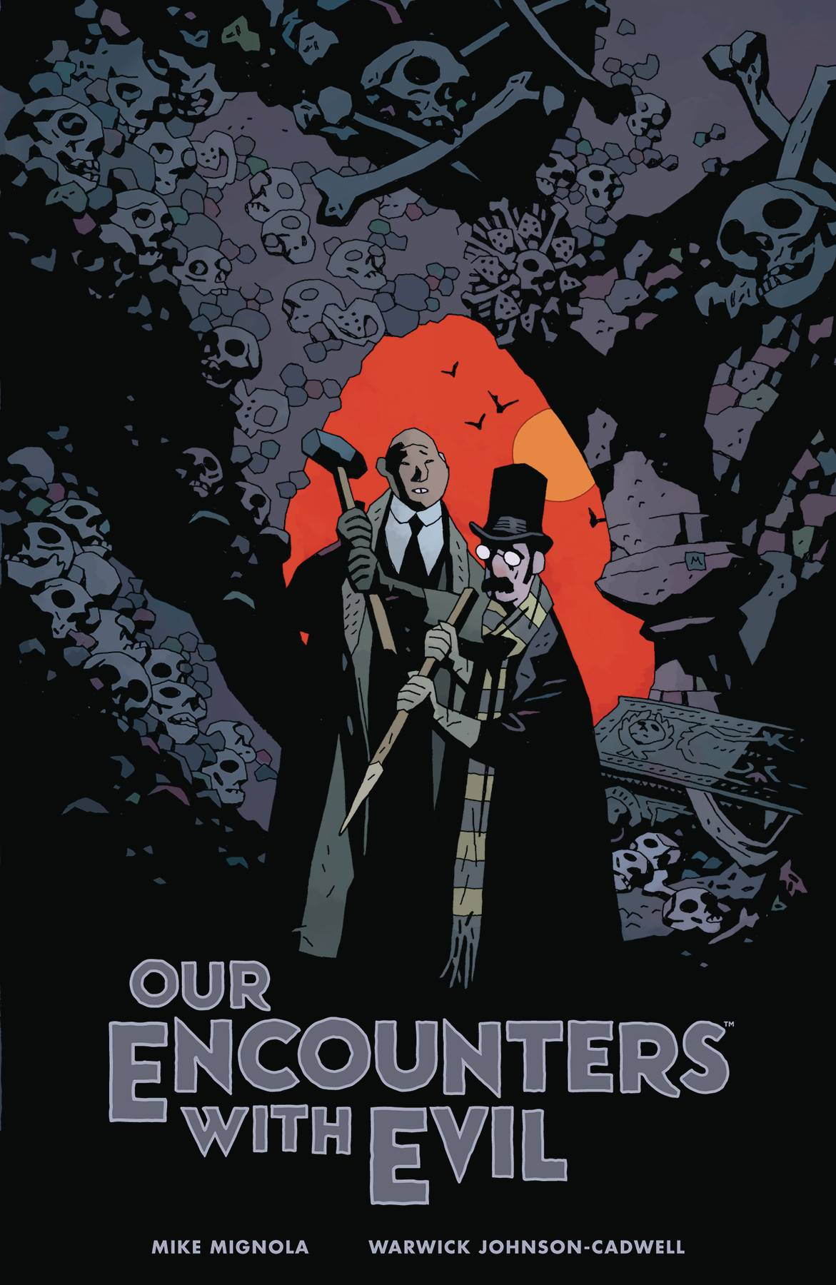 Our Encounters with Evil: Professor Meinhardt & Mr. Knox HC
