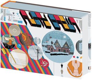Chris Ware's Rusty Brown HC