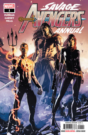 Savage Avengers (2019) Annual #1