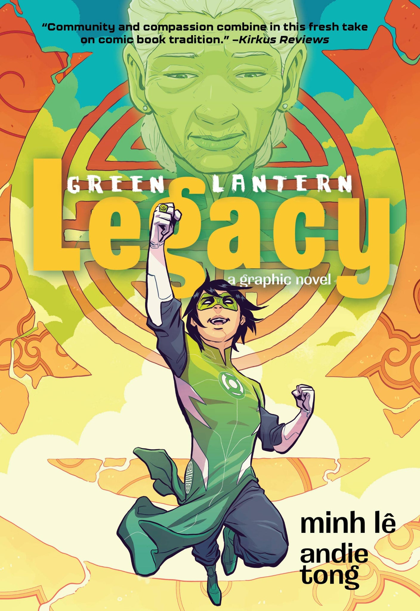 Green Lantern: Legacy - A Graphic Novel (2020)