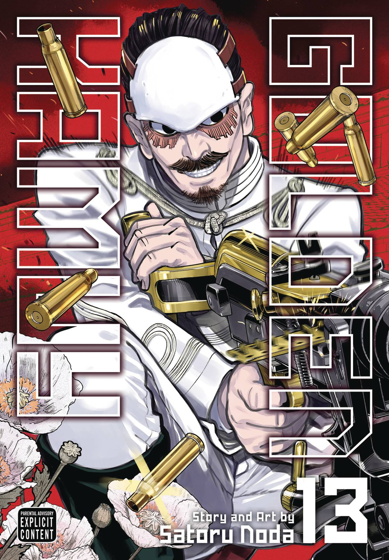 Golden Kamuy Volume 13