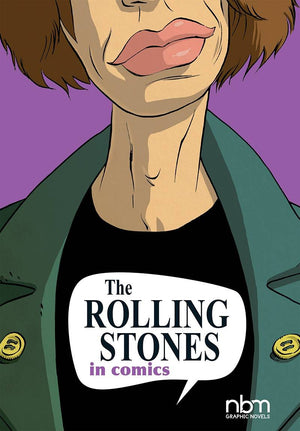 The Rolling Stones in Comics HC