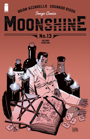 Moonshine (2018) #13 2nd Print