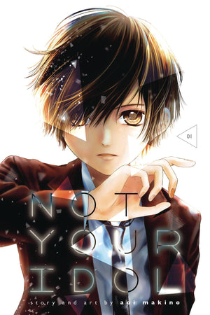 Not Your Idol Volume 1