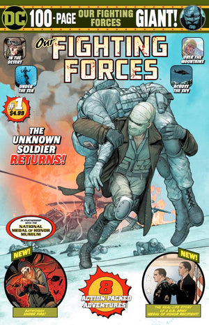 Our Fighting Forces 100-Page Giant #1