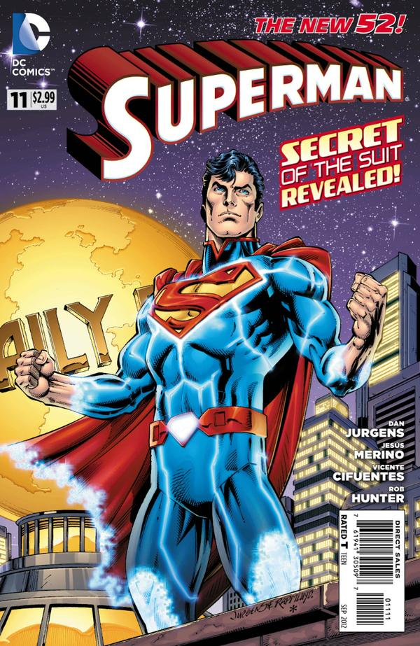 Superman (The New 52) #11