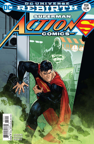 Action Comics (DC Universe Rebirth) #959 Variant