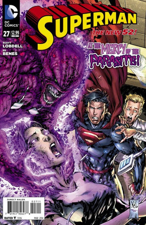 Superman (The New 52) #27
