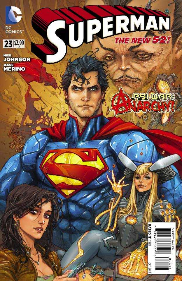 Superman (The New 52) #23