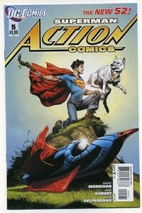 Action Comics (The New 52) #05 Variant